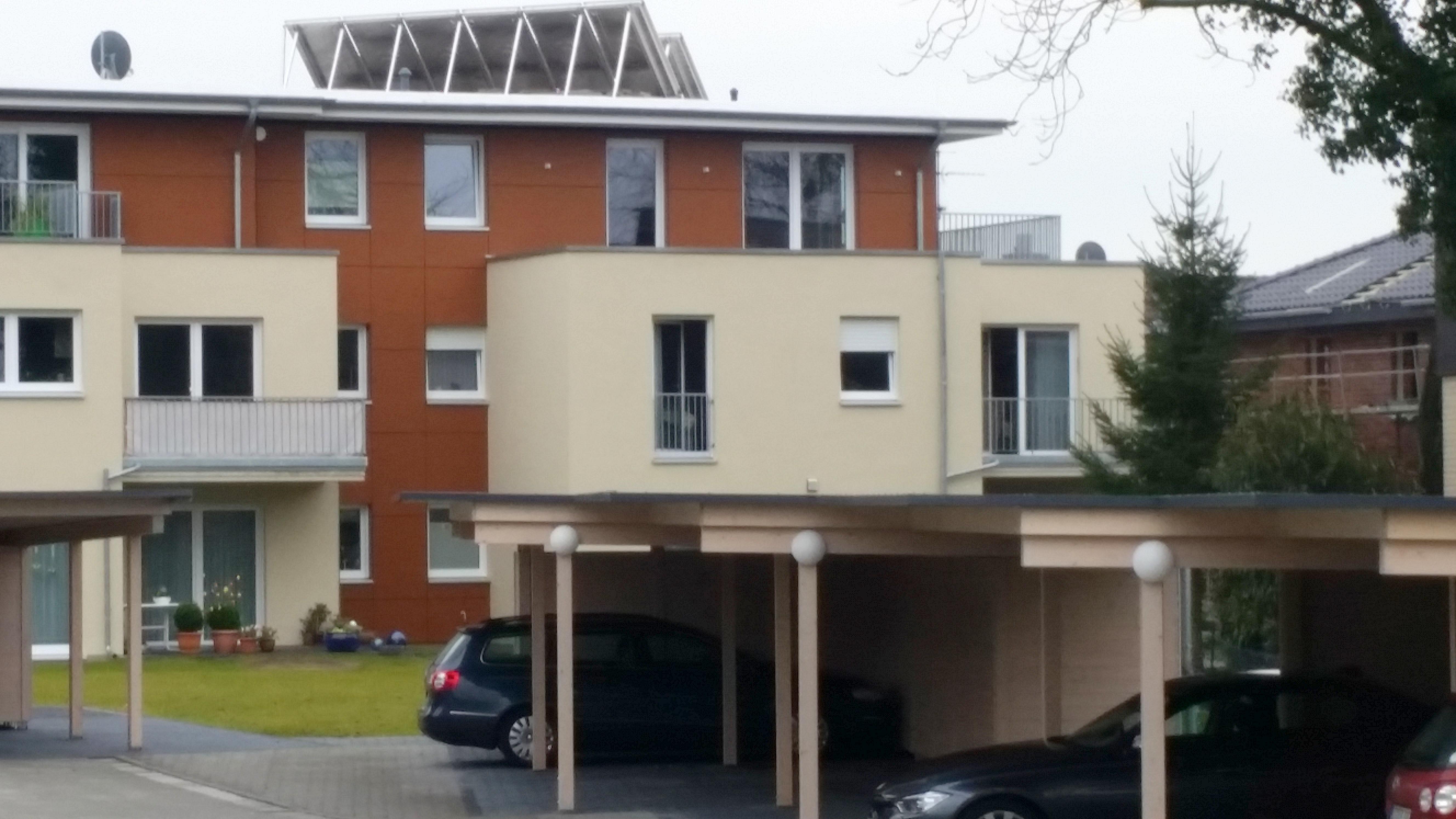 g19 mf wohnhaus 8 we architekten grage ibbenb ren. Black Bedroom Furniture Sets. Home Design Ideas